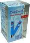 Strip Cholesterol EasyTouch (10's)